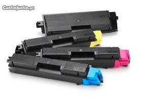 Toner Kyocera TK590 Kit 4 Cores Genérico