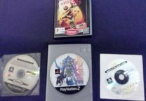 Pack Jogos Playstation 2