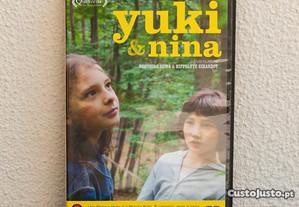 DVD: Yuki & Nina