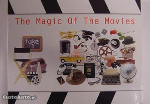 Pack de três CD's The Magic of the Movies