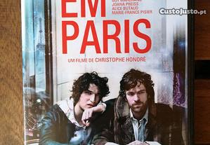 Em Paris, DVD