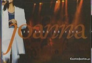 Joanna - 20 Anos ao Vivo (2 CD)