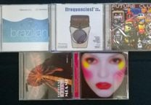 CD's da Danceclub