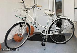 Bicicleta para senhora VAG, 5 velocidades