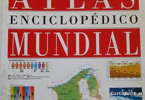 Atlas Enciclopédico Mundial - Enciclopédia