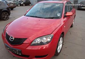 Mazda 3 1.6 Diesel - 2006 - Para peças
