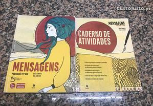 Livro de português 11 ano mensagens