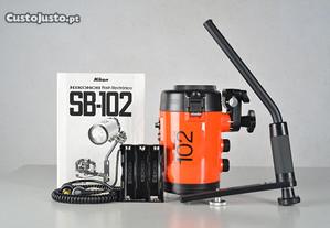 Nikon Flash nikonos SB102