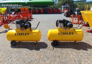 Compressor de 300 Litros Profissional da Stanley c