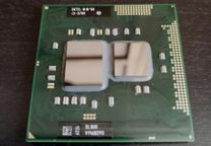 CPU Intel Core i3-370M até 2.40 GHz para Laptop