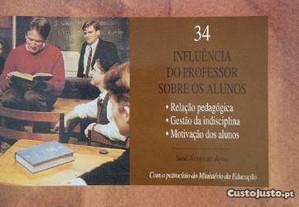 Influência do professore sobre os alunos