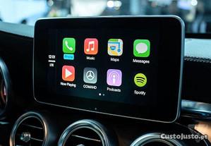 Ativação Apple CarPlay e Android Auto em Mercedes