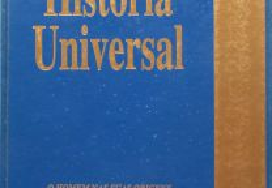 História Universal - Enciclopédia - 2 Volumes