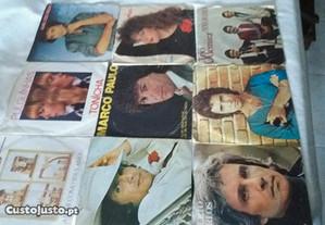 Discos vinil singles 45 r. música portuguesa