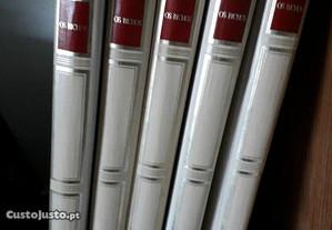 Livros/Enciclopédia Os Bichos