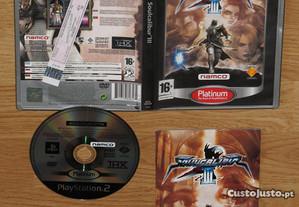 Playstation 2: Soul Calibur 3