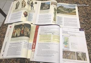 Livros de história 10 ano tempo da história