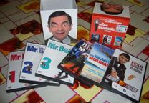 6 Filmes Mister Bin cx Horiginais
