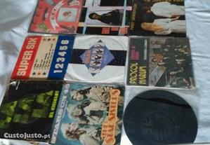 Discos vinil singles anos 80 ( vários)