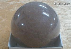 Bola de quartzo com rutilo diam.6,5cm