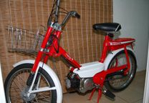 Honda Amigo PF 50 com DUA