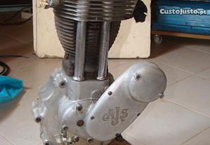 AJS 350cc Motor de 1956