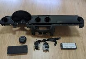 Kit Airbags Audi A3 Tablier Original