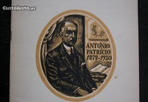 O Precoce. António Patrício.