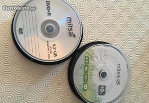 DVD+R 20 unidades