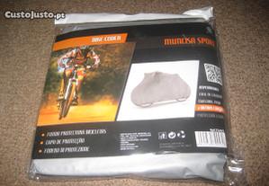 Cobertura Impermeável para Bicicleta/Embalado!
