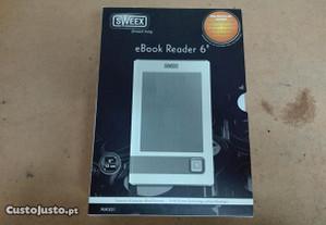 eBook Reader SWEEX 6' - Novo