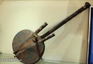 Instrumento Musical Kora Africana Grande Manual