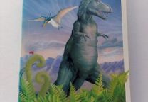 Dinossauros e Animais Desaparecidos