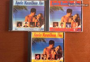 Aqueles Maravilhosos Anos - 3 cd's