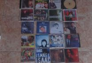 CD de musica Originais