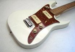 Guitarra JMS Light Relic P90