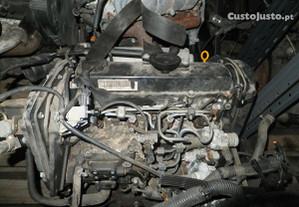 Motor Nissan 2.0 td