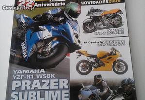 Revista MotoJornal,Edição Especial 22 Aniversário