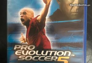 Pro evolution socer 5