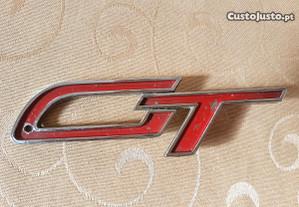 Emblema original Mini 1275 GT (RARO)