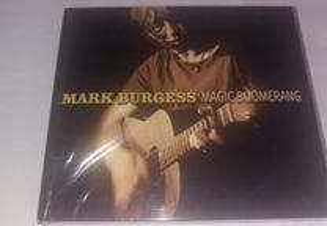 Magic Boomerang de Mark Burgess (The Chameleons)