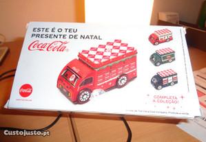 Camioneta Lata CocaCola em Chapa Oferta Envio