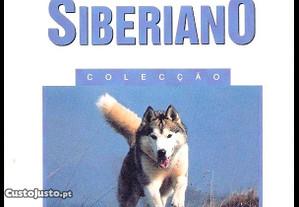 Livro O Husky Siberiano Habitat nº 145 Jessica
