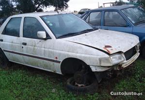 Ford orion gasolina para peças