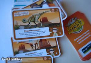 Cartas Super Animais 3 - Pingo Doce