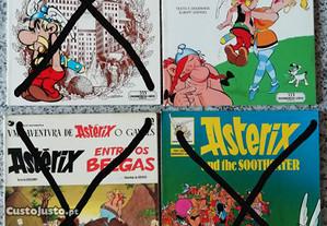 Astérix - Livros de Banda Desenhada