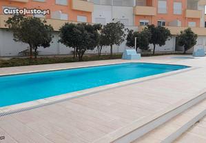 Apartamento c/piscina Praia de Paredes de Vitoria