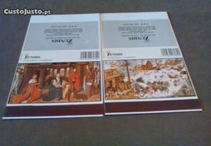 5 Cartões de caixas de fósforos Zundis