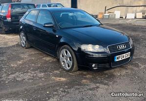 Para PEÇAS - Audi A3 Sline 8P (2003-2009)