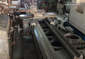 Torno mecanico MEUSER & CO, 4 metros